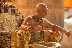 Joel as Ramses II