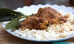 Filipino Chicken Adobo: Tender falling-apart chicken in a tangy, vinegary garlic sauce. Delicious served over rice|Panning The Globe