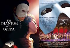 My Phantom followers, I would like to know your opinion...... Film or Stage?
