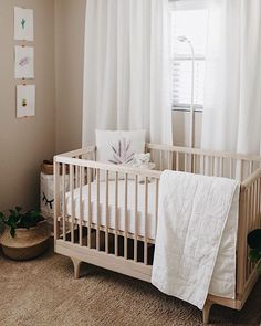 Meet Nanit — the award-winning smart baby monitor ✨ Watch over your baby's crib with high-definition audio and video,...more    #Regram via @thetot Baby Boy Nurseries, Baby Cribs, Nanit Baby Monitor, Yellow Accent Walls, Baby Nursery Neutral, Audio Room, Nursery Inspiration, Diy For Girls, Baby Room