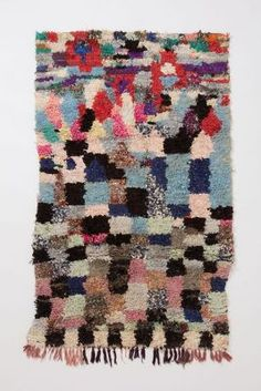 Jorf Abstraction Rug