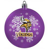 Minnesota Vikings Shatterproof Ornament