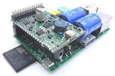 Raspberry Pi supercapacitor micro-UPS seeks funding Raspberry Projects, Rasberry Pi, Hacks, Electronics Projects, Linux, Arduino, Fun, Goodies, Hardware