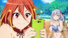 The Muses | Amagi Brilliant Park | Anime