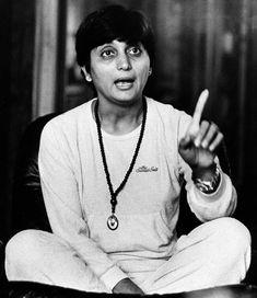 MY ITCHY THIRD EYE: Ma Anand Sheela and the Rajneesh scandal