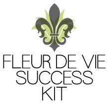 SUCCESS-KIT order online with Dianne Reed - Advisor!  Start your Fleur de Vie business today! :)