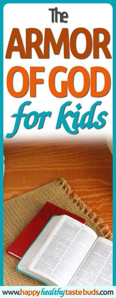 """Teach your kids the Bible with these FREE """"The Armor of God for Kids"""" lesson plans! Whether you teach Sunday School, lead Bible studies for kids, or want to teach Scripture to your own children, it's (Cool Crafts For Your Room) Bible Study Guide, Bible Study For Kids, Bible Lessons For Kids, Kids Bible, Study Guides, Study Tips, Children's Bible, Scripture Memorization, Armor Of God"""