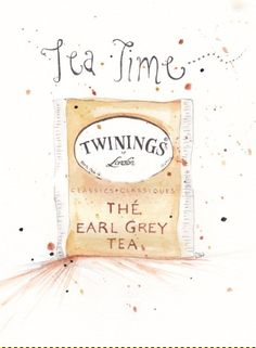 Tea Time OH YES TWININGS!!!!!!!!!!