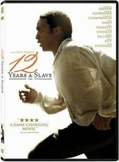 12 Years a Slave  Starring Chiwetel Ejiofor