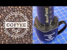 How to Brew Coffee in an AeroPress - YouTube