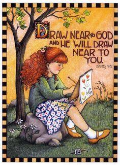 Draw near / BIBLE IN MY LANGUAGE