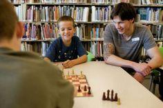 Laramie County Library in Cheyenne, WY