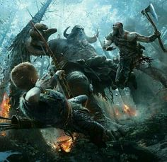 154 Best G O W Images On Pinterest Kratos God Of War Greek