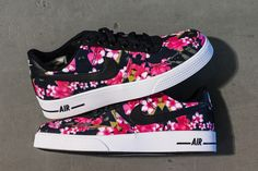"Nike Air Force 1 AC GS   ""Floral"""