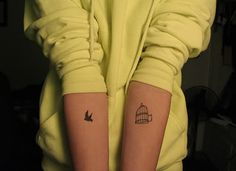 Why do I love bird tatto's and prints so much?