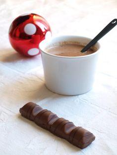 Il fait froid. L'hiver va prendre bientôt sa place. Histoire de se remonter le moral, et de se tenir chaud, Je vous propose un chocolat chaud. Il est un peu décalé mais délicieux. J'avais vu, il y a quelque temps un article sur une blogueuse qui était...