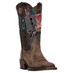 #danpostfavorites  Dan Post Women's Love Cowboy Certified Boots