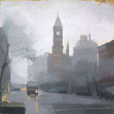 Lisa Breslow: Urban Silences - Kathryn Markel Fine Arts - ArtCat