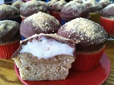 S'mores Cupcakes Recipe by Julie Vision in the Kitchen
