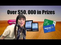 Have you heard about the WomanFreebies Easter Egg Hunt?!  We're giving away HUGE prizes.  Check out this video for all the info! http://womanfreebies.com/?egghunt  *Expires March 31, 2013*