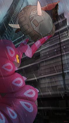 Day 304 - Donphan by AutobotTesla.deviantart.com on @DeviantArt
