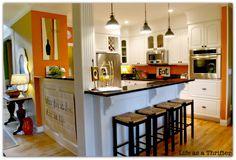 love th kitchen style