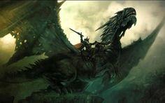 """Aegon """"The Conqueror"""" Targaryen Balerion 'The Black Dread'. #got #agot #asoiaf"""