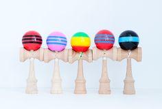Popular wooden toys- Kendamas #kendama Black Rhino Toys