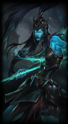 League of Legends-Kalista, the Spear of Vengeance.