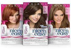 Colorants Nice 'N Easy à seulement 4.97$ après coupon - Quebec echantillons gratuits