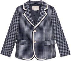 335971c9a Children's check wool jacket #check#beige#blue Kids Fashion Boy, Accessories  Shop