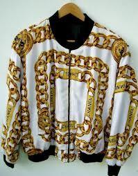 90s bomber jacket