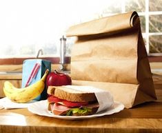 7 tips for packing kids lunches