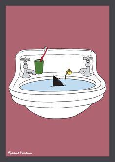 Joke.. Arpil Fool Fish by Federico Monzani