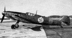 Messerschmitt Bf-109G2 Finland 1943