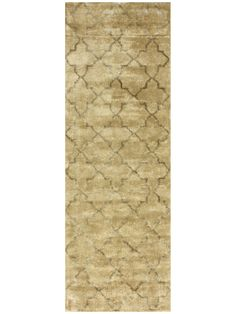 Temara Trellis Hand-Knotted Rug by nuLOOM at Gilt