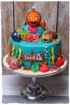 #nemo #cake #taart
