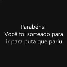 Super sortudo :P Me Quotes, Funny Quotes, Funny Memes, Jokes, More Than Words, Some Words, Just For You, Inspirational Quotes, Mood
