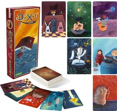 Dixit Art Game Dublin Expansion Pack