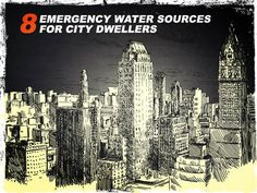 First, make sure you have a stockpile of emergency water. Having water on hand when the grid goes down allows you the time to seek out other water sources. You do not want water to be your first concern when disaster strikes. You will need time to evaluate the situation and then to make plans. … Continue reading »