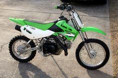2007 KLX 110 dirt bike - http://get.sm/49g5N4N #wera Kawasaki,dirt,dirtbike,pit bike