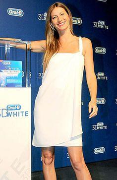 White Hot, Gisele Bundchen