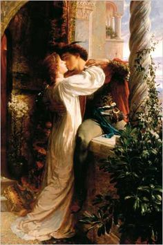 Romeo and Juliet Sir Frank Dicksee