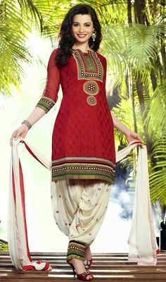 Hot Summer Cotton Patiala Suit Collection 2015
