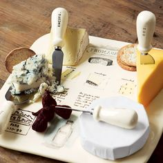 For a wine & cheese party...