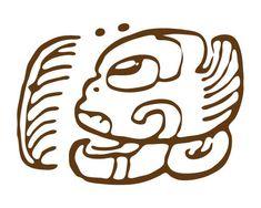 Maya glyph for cacao Archaeology Magazine