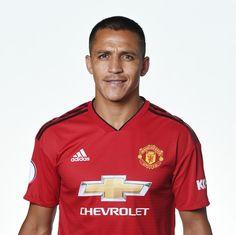 Alexis Sanchez. Manchester United Players, Team Player, One Team, Polo Ralph Lauren, Football, Mens Tops, Soccer, Futbol, American Football