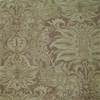 Westcliff Tapestry Brown Floral Linen Blend Drapery Fabric