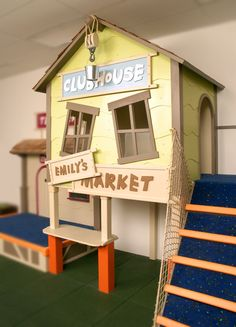 how to build a clubhouse for kids   Playhouse Plans – Download a Clubhouse Plan, Garden Shed Plan, and