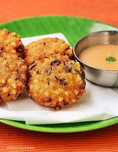 114 best marathi recipes images on pinterest facebook style and swag sabudana vadajavvarisi vadai for navratri forumfinder Choice Image
